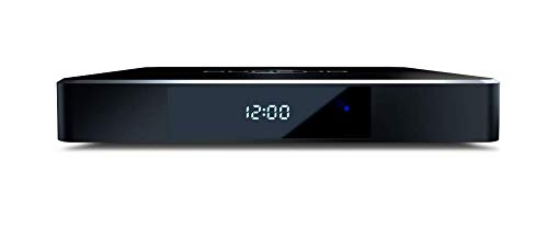 Dune HD Pro 4K II | HDR10+ | 3D | DLNA | Streaming Media Player und Android Smart TV Box auf Realtek RTD1619 | Linux + Android | HD-Audio, Ethernet, WLAN, USB, SATA, 4 GB / 32 GB