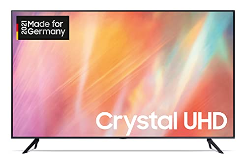 Samsung Crystal UHD TV 4K AU7199 43 Zoll (GU43AU7199UXZG), HDR, Q-Symphony, Boundless Screen [2021]