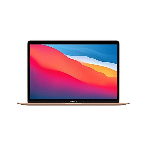 2020 Apple MacBook Air mit Apple M1 Chip (13', 8GB RAM, 256 GB SSD) - Gold