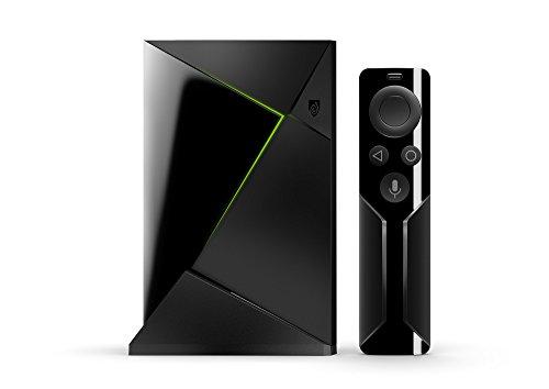 NVIDIA SHIELD TV Media Streaming Player (16 GB, nur mit Fernbedienung)