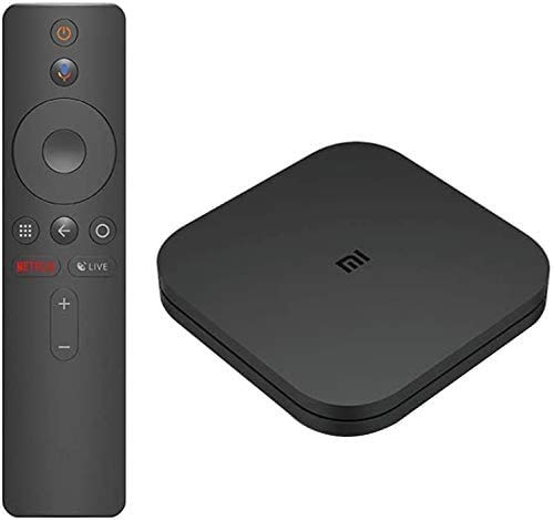 Tragbarer Streaming Media Player für TV-Sticks Integrierter Google-Assistent, Chromecast