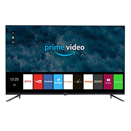 Eono von Amazon - rahmenlose 109 cm (43 Zoll) UHD 4K -Smart-TV