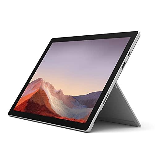 Microsoft Surface Pro 7, 12,3 Zoll 2-in-1 Tablet (Intel Core i5, 8GB RAM, 256GB SSD, Win 10 Home) Platin Grau