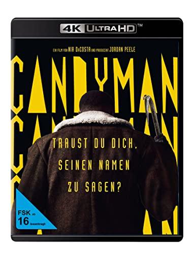 Candyman (4K Ultra HD) [Blu-ray]