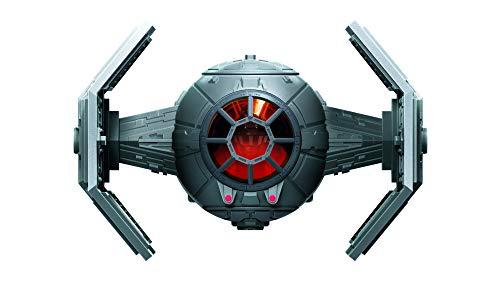 Hasbro E9598 Wars Mission Fleet Stellar Class Darth Vader TIE-Turbosternenjäger 6 cm große Figur und Fahrzeug, Spielzeug für Kids ab 4 Jahren