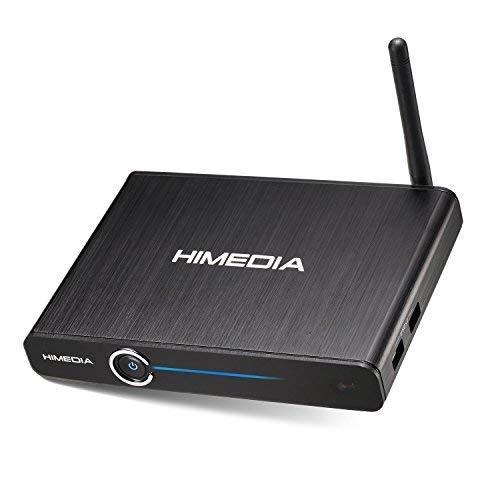 Himedia Q30 4K (Ultra HD) HDR & 3D Android TV Box/Mini PC