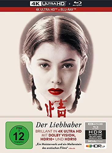 Der Liebhaber - 2-Disc Limited Collector's Edition im Mediabook (4K Ultra HD) (+ Blu-ray 2D)