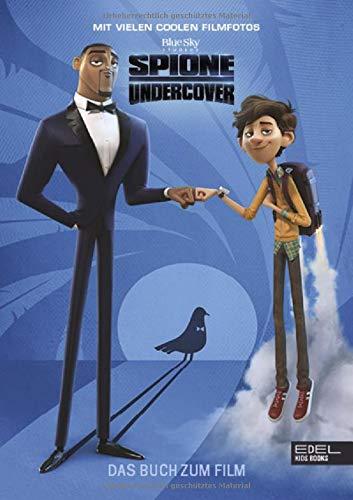 Spione Undercover: Das Buch zum Film