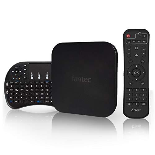 FANTEC 4KS7000 Android TV Media Player (4GB+64GB)