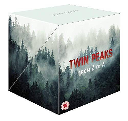 Blu-ray21 - Twin Peaks: Complete Z To A (21 BLU-RAY)