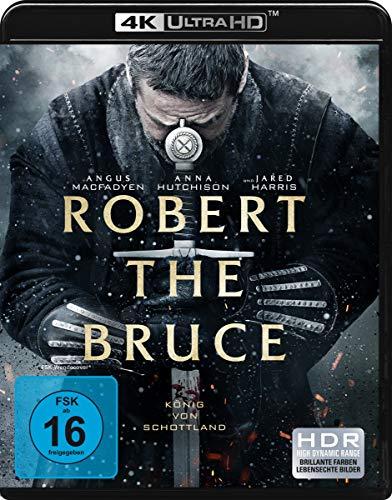 Robert the Bruce - König von Schottland (4K Ultra HD) [Blu-ray]