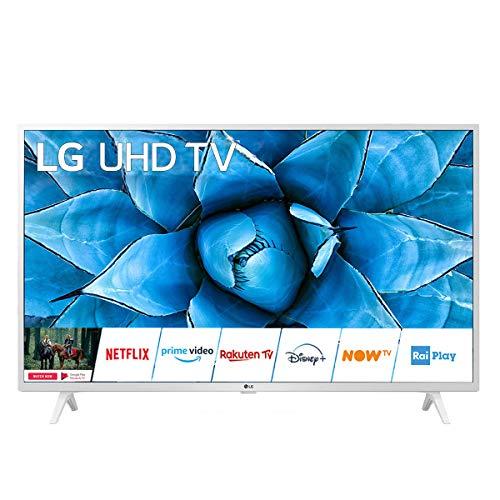 LG 49UN73906LE 123 cm (49 Zoll) UHD Fernseher (4K, Triple Tuner (DVB-T2/T,-C,-S2/S), Active HDR, 50 Hz, Smart TV) [Modelljahr 2020]