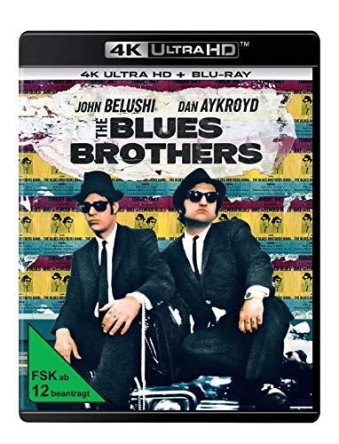 Blues Brothers - Uncut (4K Ultra HD) (+ Blu-ray 2D)