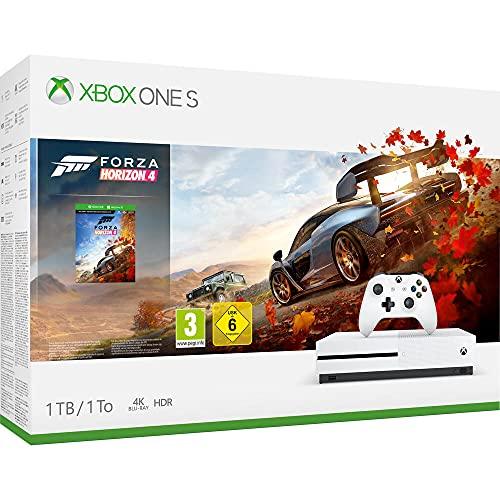 Microsoft Xbox One S 1TB - Forza Horizon 4 Bundle