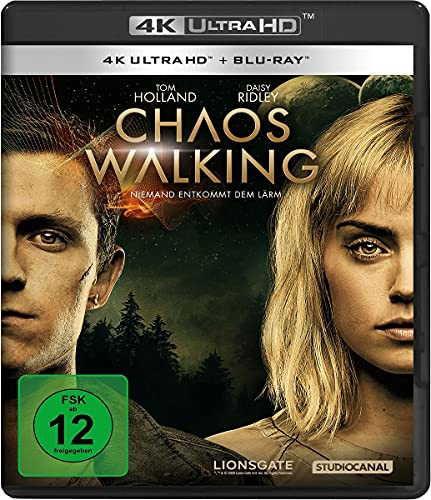 Chaos Walking (4K Ultra HD) (+ Blu-ray 2D)