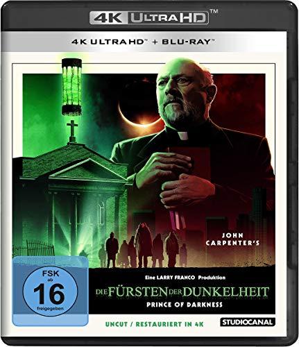 Die Fürsten der Dunkelheit - Uncut / 4K Ultra HD (+BR) [Blu-ray]