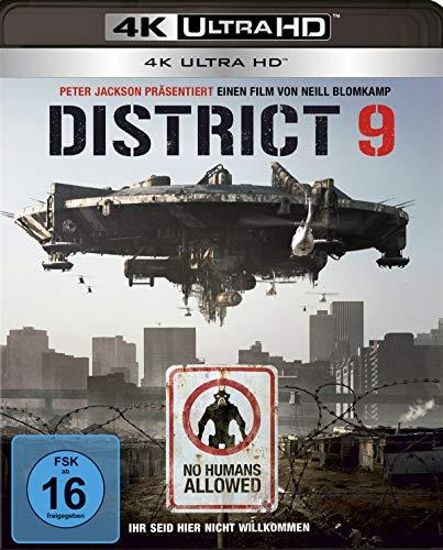 District 9 (4K Ultra HD) (+ Blu-ray 2D)