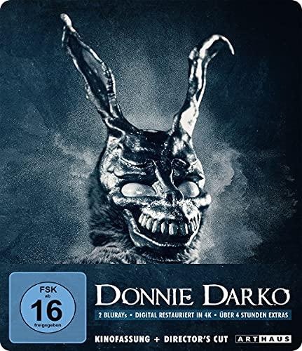 Donnie Darko Limited Steelbook Edition / 4K Ultra HD [Blu-ray]