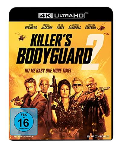 Killer's Bodyguard 2 (4K Ultra HD) (+ Blu-ray 2D)