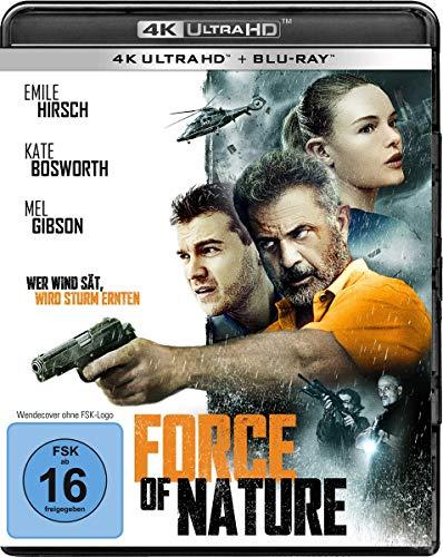 Force of Nature (4K Ultra HD) (+ Blu-ray)