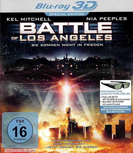 Battle of Los Angeles - Sie kommen nicht in Frieden - 3D Bluray [Blu-ray]