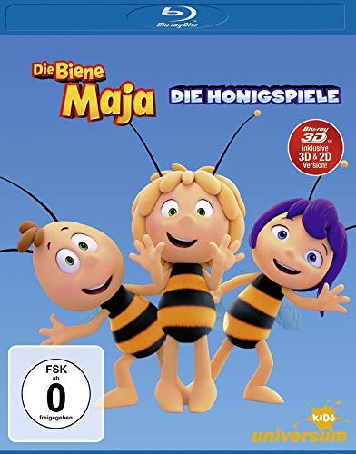 Die Biene Maja - Die Honigspiele  (inkl. 2D-Version) [3D Blu-ray]