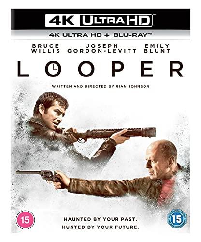 Looper [4K Ultra HD] [2012] [Blu-ray] [Region Free]