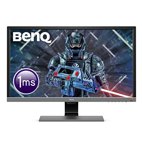 BenQ EL2870U 71,12 cm (28 Zoll) Gaming Monitor (4K, 1ms, FreeSync, HDR)Schwarz