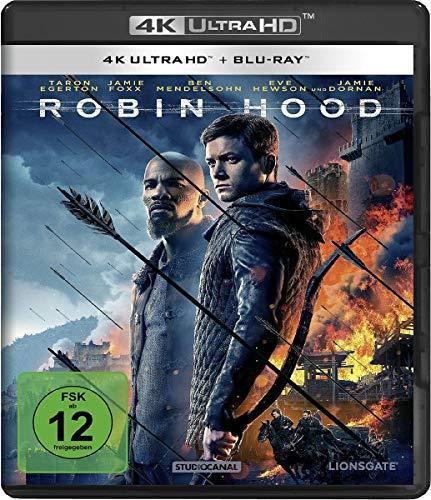 Robin Hood 4K Ultra HD [Blu-ray]