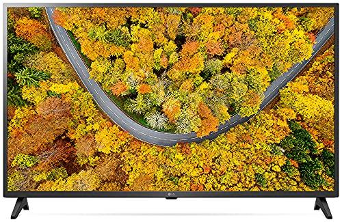 LG 43UP75009LF 108 cm (43 Zoll) UHD Fernseher (4K, 60 Hz, Smart TV) [Modelljahr 2021]