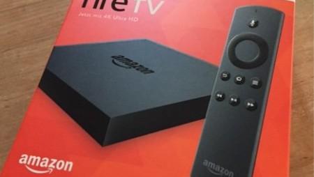 Amazon Fire TV mit 4K Ultra HD für 84,99 Euro