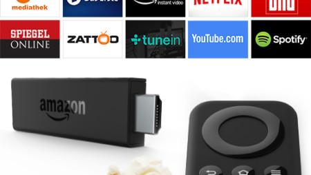 Vergleich: Fire TV versus Fire TV Stick