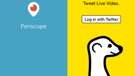 Live-Streaming per Apps: Meerkat oder Periscope