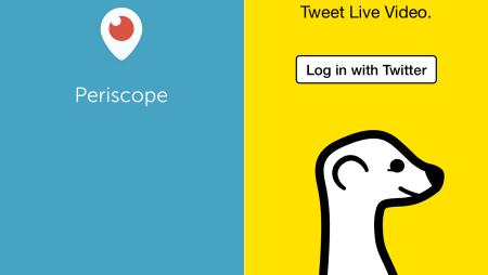 Live-Streaming per Apps: Meerkat oder Periscope