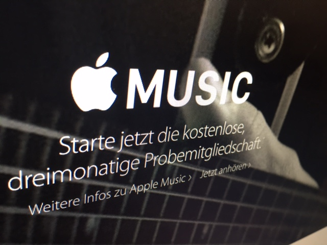 ScreenShot Apple Music