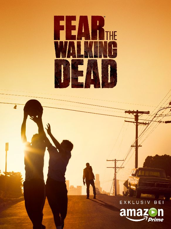 Fear The Walking Dead. Quelle: Amazon.de