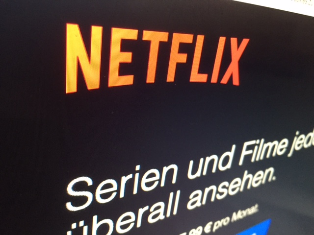 Screenshot Netflix