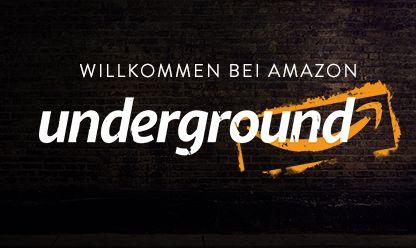 Amazon Underground: Gratis-Apps mit neuen Geschäftsmodell