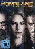 Homeland Season 3 [4 DVDs]