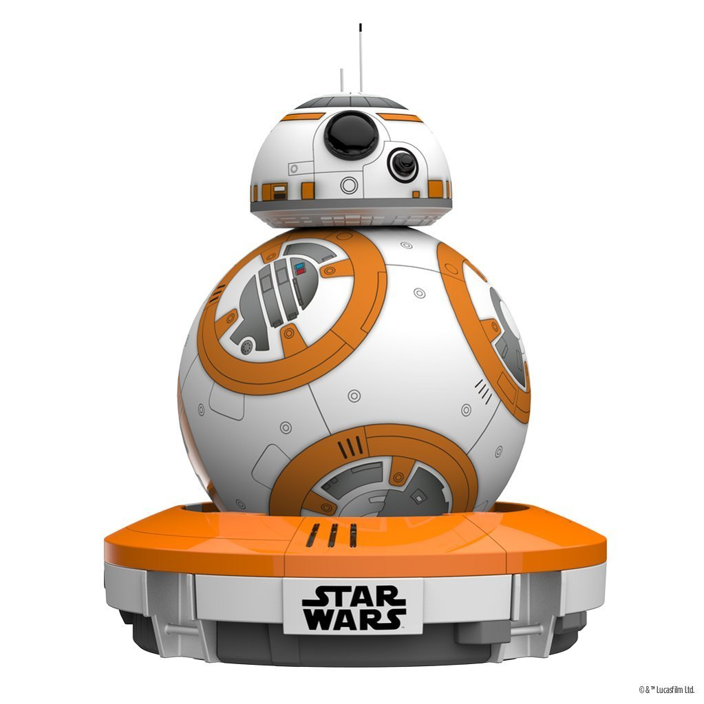 Star Wars Droid Sphero BB-8 . Quelle: Amazon