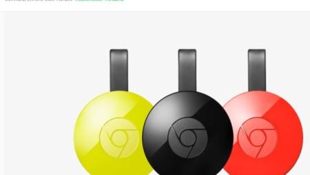Chromecast-Stick – Google zeigt seinen neuen Mediaplayer