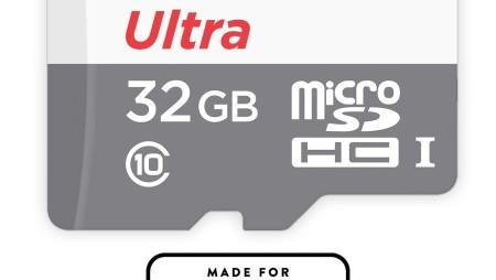 microSD Speicherkarte für Amazons Fire-Tablets und Fire TV