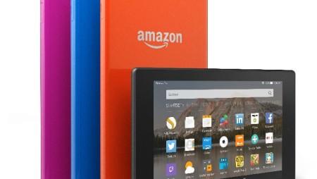 Amazon stellt die neuen Fire HD Tablets vor