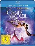 Cirque du Soleil: Traumwelten – Limited 3D Edition [Blu-ray 3D + Blu-ray + DVD]