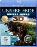 Unsere Erde – Unsere Meere (Prädikat: Wertvoll) [3D Blu-ray]
