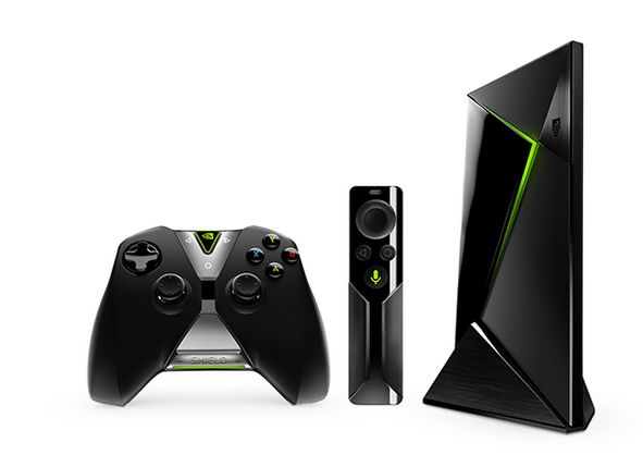 Nvidia Shield Android TV (Screenshot Nvidia)