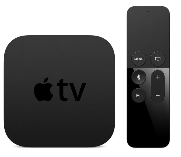 Apple TV 4 (Screenshot Apple)