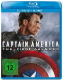Captain America: The First Avenger (+ Blu-ray 2D) [Blu-ray 3D] Reviews