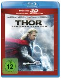 Thor – The Dark Kingdom  (+ BR) (inkl. 2D-Version) [3D Blu-ray] Reviews