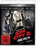 Sin City 2 – A Dame to kill for [3D Blu-ray]